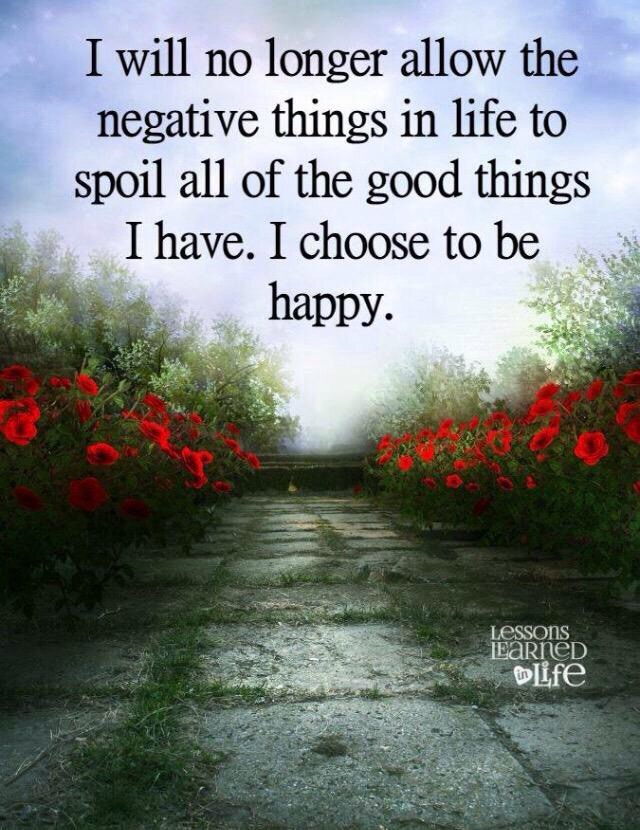 I Choose To Be Happy What Are You Choosing Today Motivation From